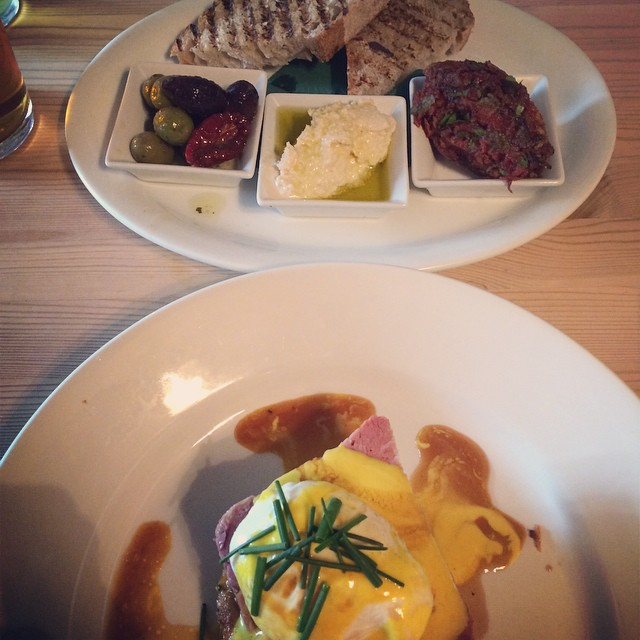 Seriously Scrumptious Birthday Lunch At The Fox Hounds