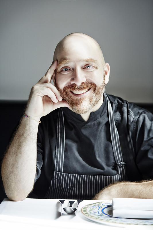 Executive Chef Lino Sauro