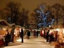 Hội chợ giáng sinh lộng lẫy tại Phần Lan