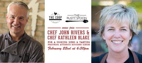 The COOP Honors Guest Chef Kathleen Blake