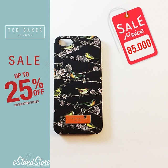 brand new 4f3a5 e3964 eStandStore Clearance Ted Baker iPhone 5/5s Birdie Sale Pr… | Flickr