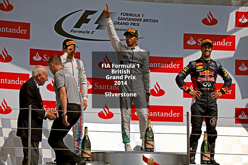 2014 British Grand Prix | by Flat-12