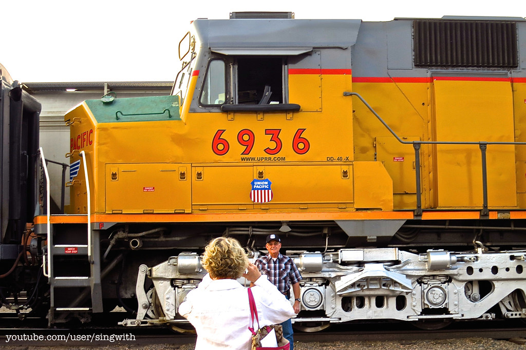 ... Union Pacific 6936 in Denver, Colorado | by singwith