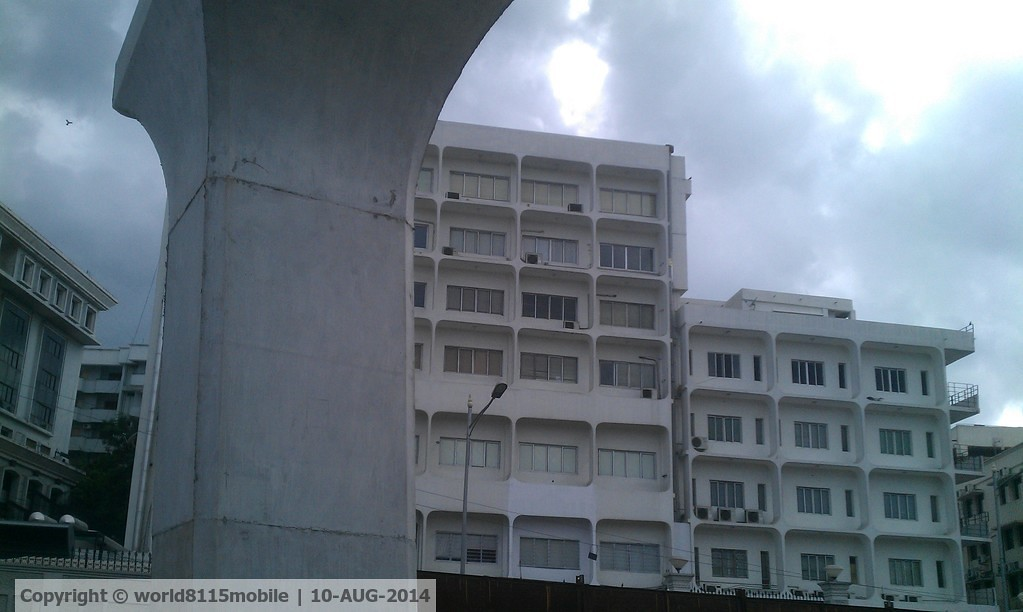 ... Metro Rail Construction Near Eenadu Office | By World8115