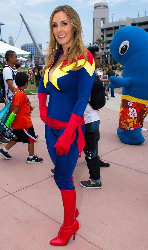 Easy Overview To Make You Cosplay Captain Marvel Captain Marvel Blog