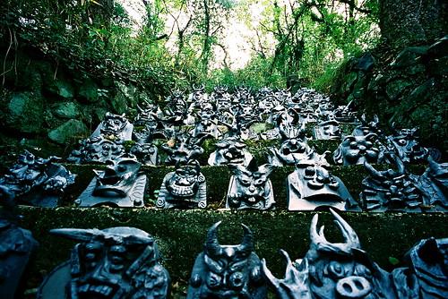 green forest (a demon dream)