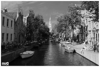 View of the Zuiderkerk, Amsterdam | by VandenBerge Photography