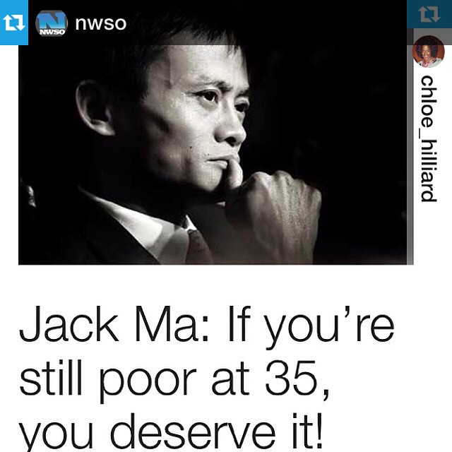 Repost From Nwso If You Re Still Poor At 35 You De Flickr