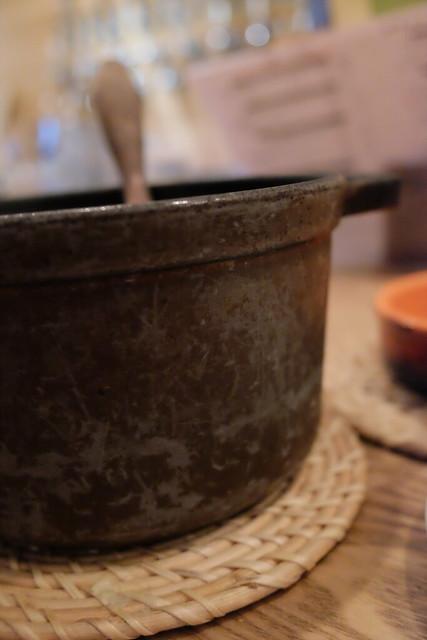 本日のストーブ飯 craftsman gotanda 24