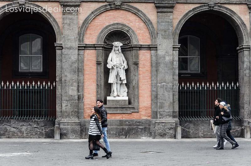 paseos por Nápoles