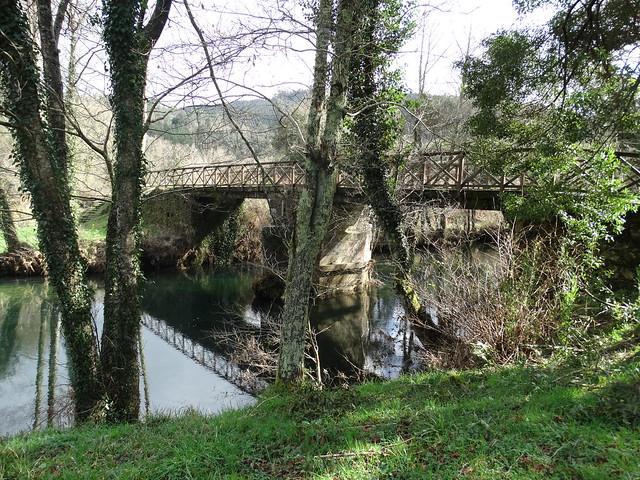 Ponte Segade en Mañón