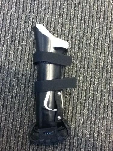 henry's prosthetc leg sample