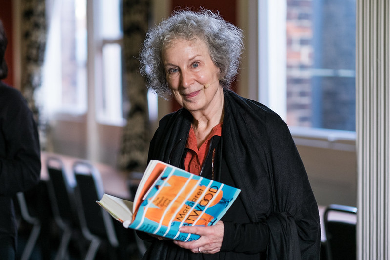 Margaret Atwood - Cambridge 2015