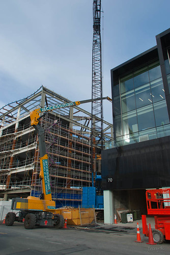 Lots going on new building awly investments complex for 151 cambridge terrace christchurch