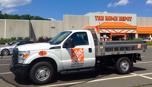 home depot home depot truck rental southington ct 7 2014 flickr. Black Bedroom Furniture Sets. Home Design Ideas