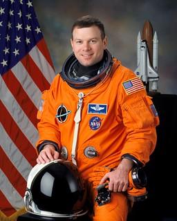 Astronaut James M. Kelly, STS-114 pilot, NASA photo (28 January 2005) 14619741432_840954c363_n.jpg