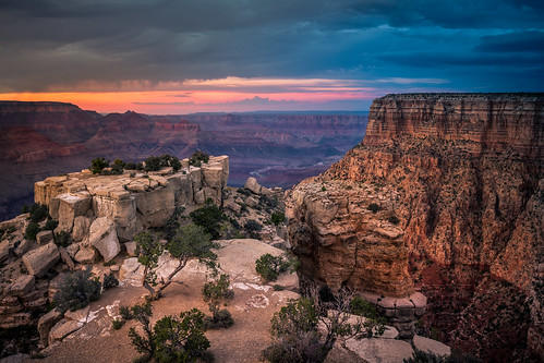 Cliffs & Clouds of the Grand Canyon | by Bartfett