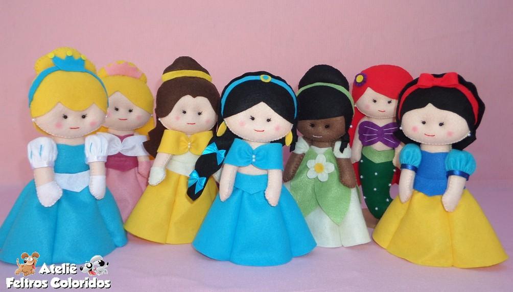 princesas da disney em feltro princesas da disney feitas d flickr