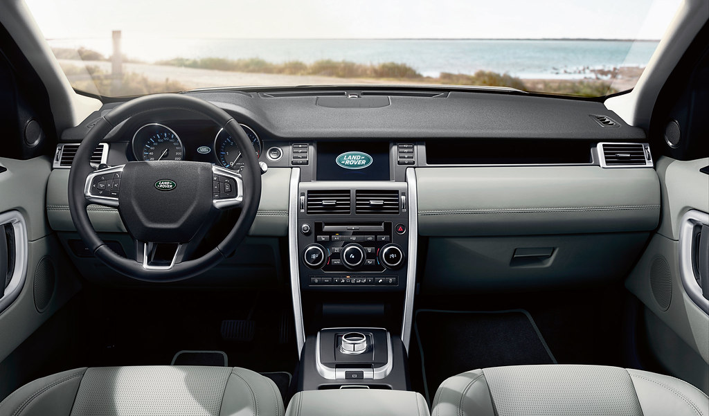 ... Land Rover Discovery Sport | Interior | By Landrovermena Good Ideas