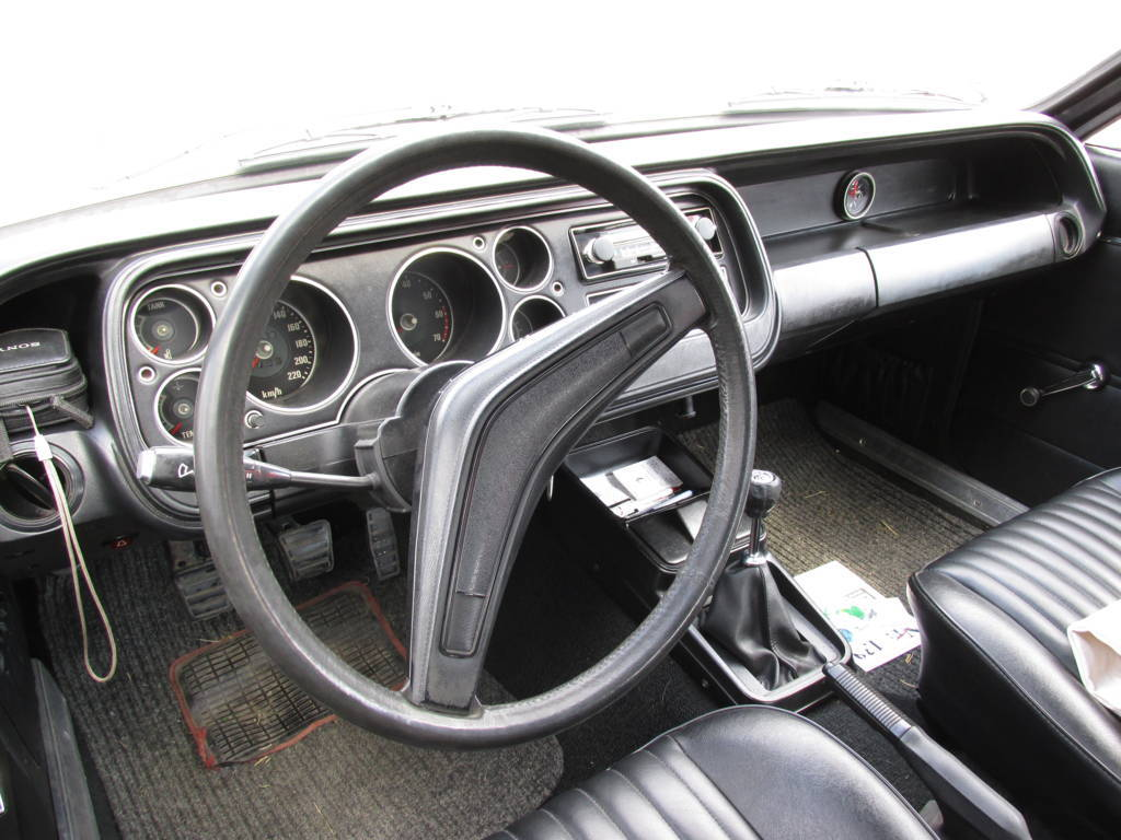 Ford Consul Gt Dashboard And Interior By Granada Uwe