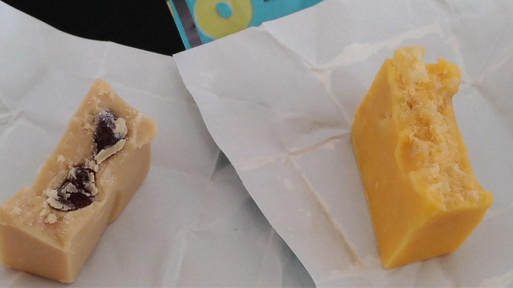 チロルの「台湾甜品」の写真 - 断面と内部