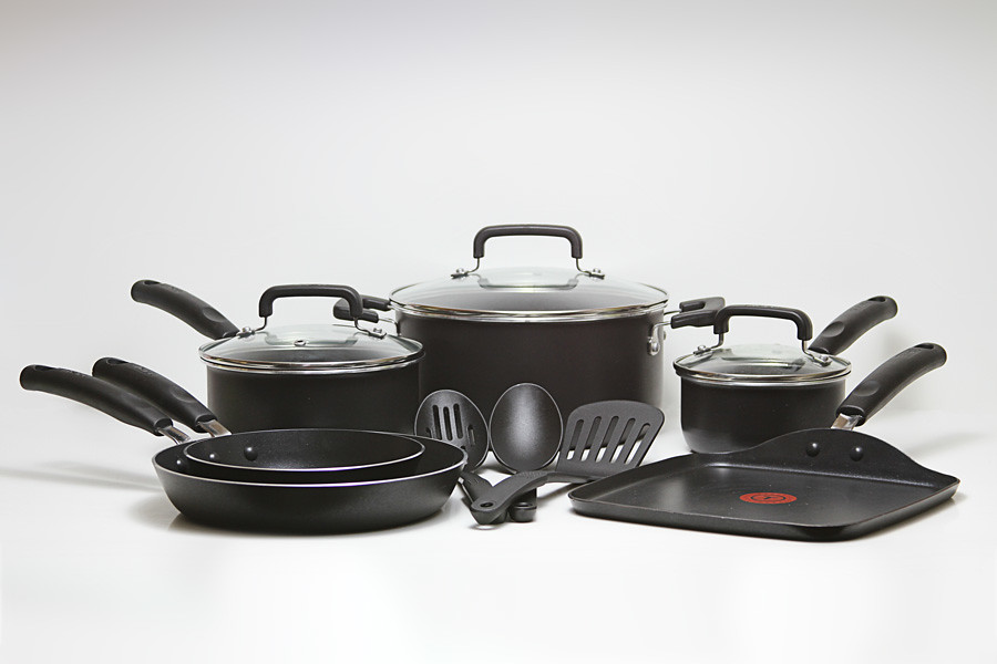 T Fal Pots And Pans With Utensils Wwwyourbestdigscom You Flickr