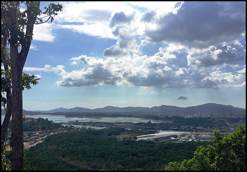 View from Koh Siray Temple