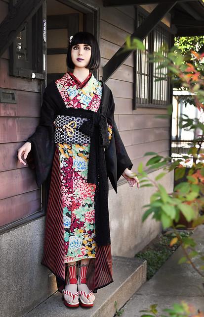SALZ retro kimono 9