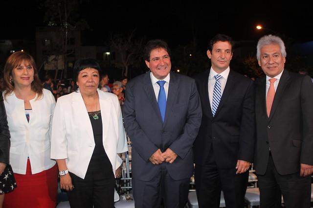 USMP donó libros a la recién inaugurada Biblioteca de La Molina