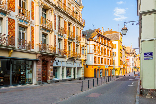 rue des cordier mulhouse philippe dehennin flickr. Black Bedroom Furniture Sets. Home Design Ideas