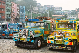 Jeepneys | by Ellen Munro