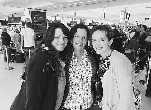 Last photo of the trip. There is no way to say this without sounding cheesy, but I can't even tell you what a wonderful time I had with these two girls. Di, thank you. For planning everything so perfectly, for taking such wonderful care of me for the past | by croskelley