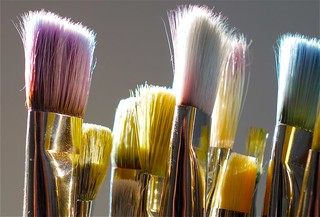 brushes | by Dean Hochman