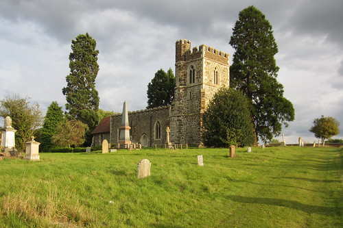 St Mary's Church Old Linslade