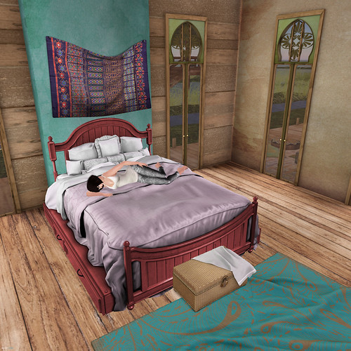 Always Room In My Home & Heart (New Post @ Second Life Fashion Addict) | by Jhuzen Ketsugo (Ketsy)