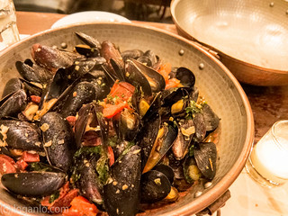 Mussels at Bistro Citron in the UWS | by Logan607
