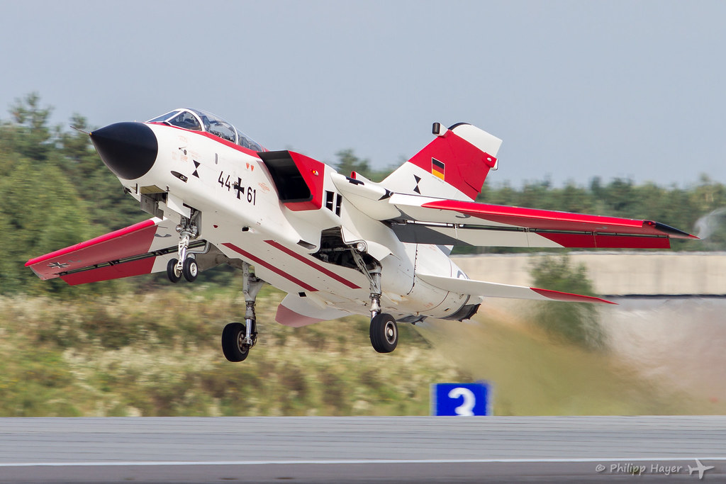 PA200 Tornado Multi Combat Role Aircraft | Flickr.com
