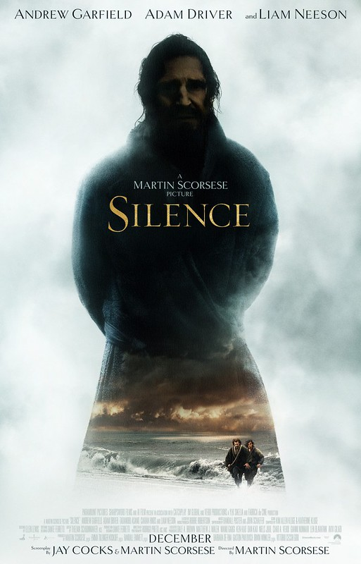 Silence - Poster 1