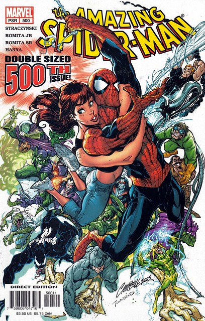 The Amazing Spider-Man v1 500
