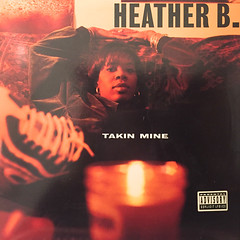 HEATHER B.:TAKIN MINE(JACKET A)