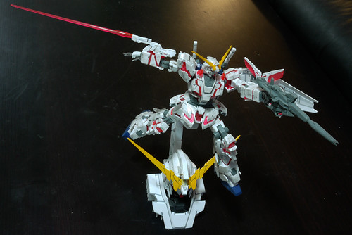 Gundam Weathring By Hand Painted