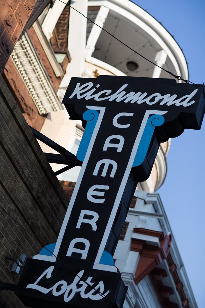 Richmond Camera Lofts | Tom Woodward | Flickr