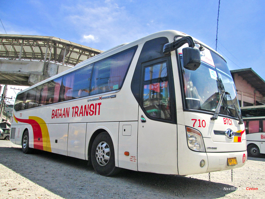 bataan transit 710 | bataan transit co., inc bus number: 710… | flickr