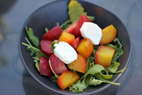 Roasted-beet-and-goat-cheese-salad-1 | by martindelisle31