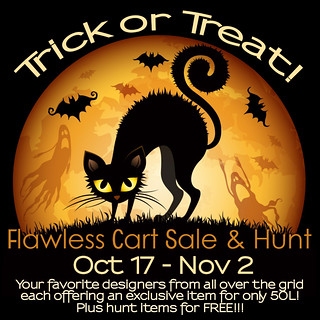 Flawless Cart Sale & Hunt Trick or Treat | by Style by Kira Paderborn