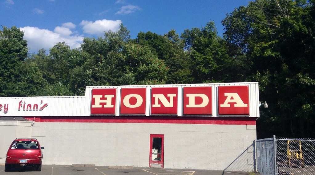 Superior ... Honda Motorcycle Sales Dealership, Mickey Finn, 9/2014 Berlin, CT By  Mike