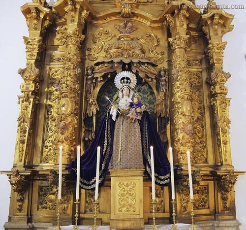 Ntra. Sra. del Rosario en Cuaresma
