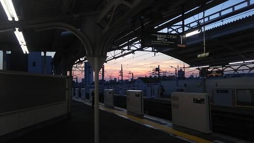 20170216高輪台・旧桂坂