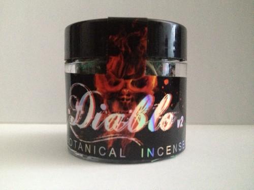 Diablo  Incense Torch Craft