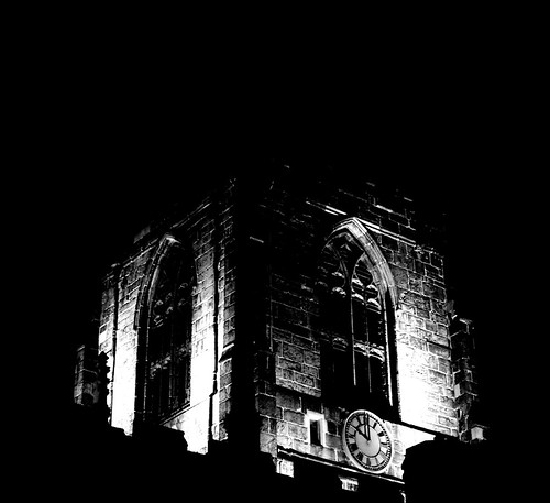 Creepy Cathedral | by Mov1eP3ycho